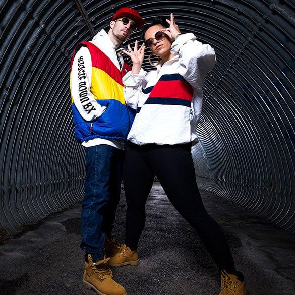 EZ Mike & Jazzy Jes